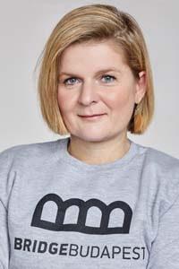 Portrait of Réka Matheidesz